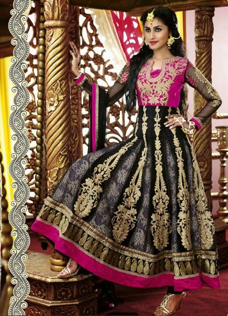Image result for traditional anarkali dresses in mughal era